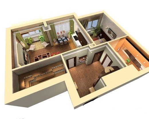 Дизайн проект 2 х квартир