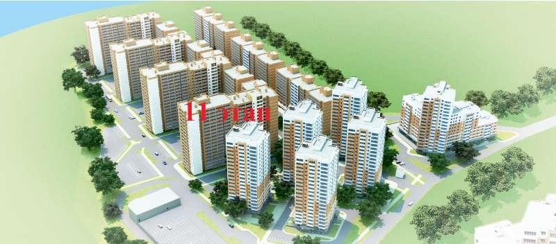 Объявление 17546214 - продажа однокомнатной квартиры в новостройке в Самаре, в Октябрьском районе, улица 5-я просека 119 - N1.RU
