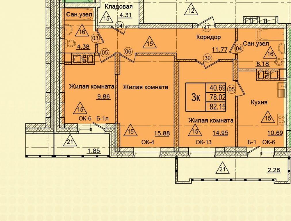 Аренда в Новосибирске квартиры комнаты  НГСНЕДВИЖИМОСТЬ