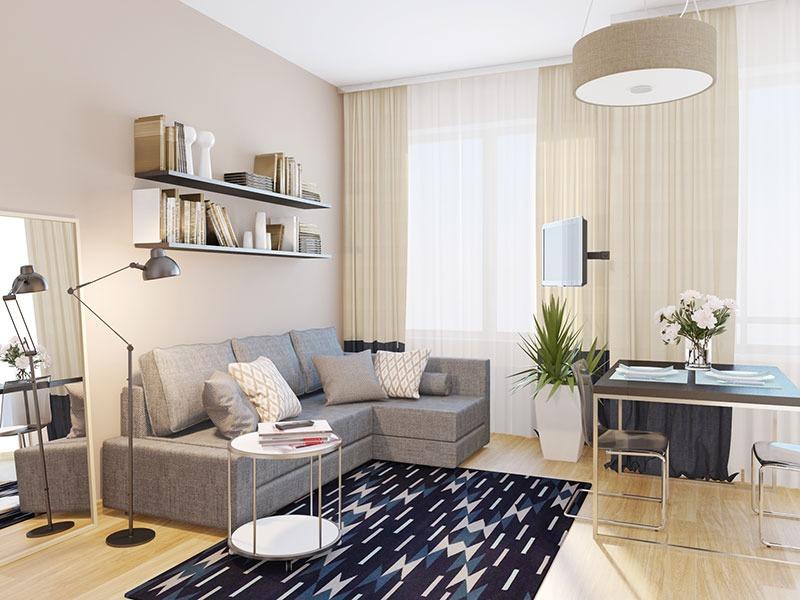 Квартира студия екатеринбург купить дешево