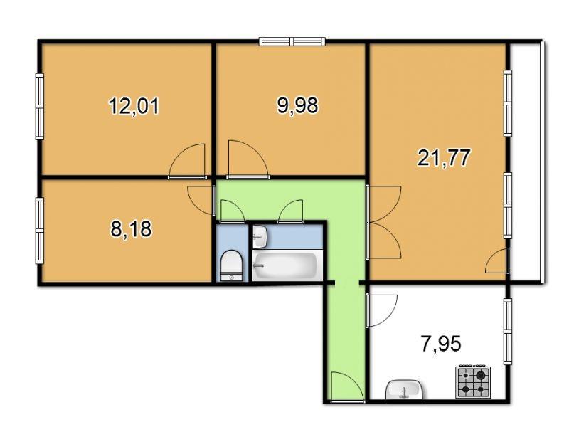 ипотека на вторичное жилье рассчитать