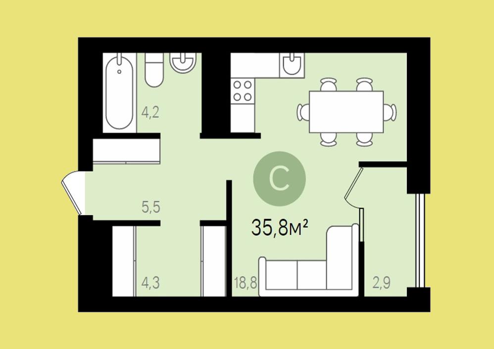 калькулятор ипотеки вторичное жилье